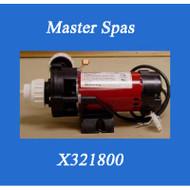 "Master Spas 120V Waterway ""Tiny Might"" Circ Pump X321800"