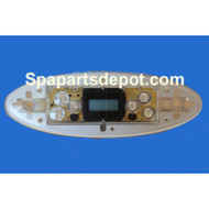 Marquis Spa Topside Control Panel, MTS99 [650-0475]