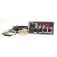Spaside Control, Digital, 4 Button, 120V, 6' Cord