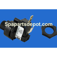MOMENTARY AIR SWITCH: 3AMP SPNO - 3-20-5002
