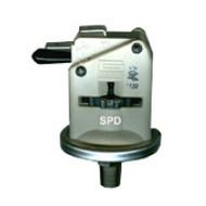 """Len Gordon Pressure Switch, 1/8"""" NPT Stainless 1Amp, Part # 800123-3"""
