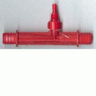 Caldera Spas Red Mazzei Injector 3/4 HB Red - Part # 74077