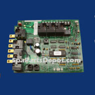 Master Spas PC BOARD, MAS 300 - X801000 (No Longer Available)
