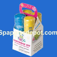 Spa Frog Cartridge Kit 4 Pack