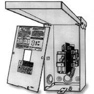 Master Spas GFCI Box w/ Breaker 50 Amp 4 - Wire Disconnect Sub Panel - X619550