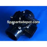 Master Spas Actuator Valve for Combo H2X / Momentum, Part # X400681