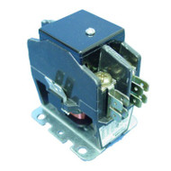 Contactor, 110VAC, DPST, 30AMP Will be replaced by 5-00-0011