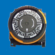 TIME CLOCK DIEHL 110V , 7 DAY, 4 LUG /  TA4088