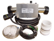 Hydro Quip  120V with GFCI and Buttons Spa Hot Tub Control CS800-A2