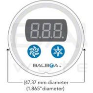 Balboa Titan Round Topside Control 90011