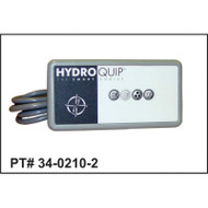HYDRO QUIP AUX  SPA SIDE CONTROL, CHOOSE CORD LENGTH