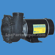 "Waterway Pump 2-speed, Executive Series 48 Frame - 1.5hp, 220V 2"" or 2.5"""