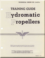 Hydromatic  Propellers Training Guide  Manual