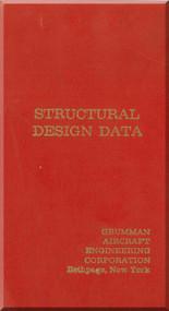 Grumman Aircraft Structural Design  Data Manual  - 1965 -