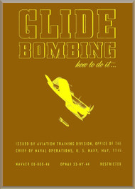 Aircraft  Bombing  Manual used by theUS NAVY Training  division during WW II   . OPNAV 33-NY-44 - NAVAER 00-805-46