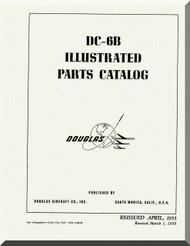 Douglas Aircraft Manuals Illustrated Parts Catalog