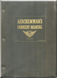 Aircrewman's Gunnery Manual Aircraft