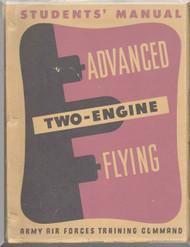 Advance Twin Engine Aircraft  Pilot Training Manual