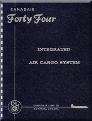 Canadair CL-44  Aircraft Integrated Cargo System  Manual