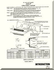 De Havilland DHC-7 Aircraft Structural Repair Manual