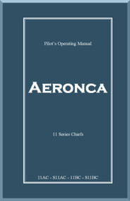 Aeronca 11  Aircraft Pilot Operating  Manual