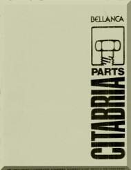 Bellanca Champion Citabria 7ECA M 7GCAA, 7GCBC 7KCAB  Aircraft Illustrated Parts Catalog   Manual, 1978