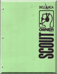 Bellanca Aircraft  Scout Aircraft Owner  Manual