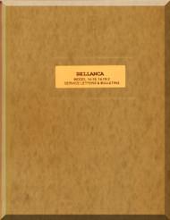 Bellanca Model 14-19, 14-19-2  Aircraft Service Letters and bulletins    Manual