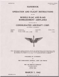consolidated aircraft flight manual
