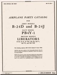 Consolidated B-24 Aircraft Manual