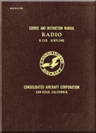 Consolidated B-24 Aircraft Flight Manual