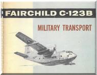 Fairchild C-123  ,  Maintenance Training  Manual  , 1959