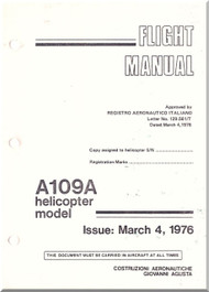 Agusta Helicopter Flight Manual