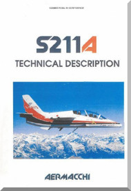 Aermacchi / SIAI Marchetti S.211 A Aircraft Technical Manual