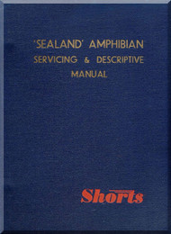 Short Sealand   Aircraft  Servicing & Descriptive  Manual -