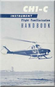 Cessna CH-1C SkyHook Helicopter Flight Familization  Manual Instrument