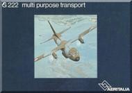 Aeritalia / FIAT Aircraft G.222 Technical Brochure  Manual   - 1978