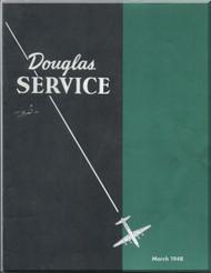 Douglas  Aircraft Service Digest  -  March - 1948