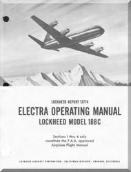 Lockheed L-188 C Aircraft Flight Manual