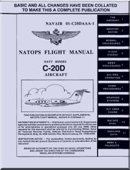 Gulfstream C-20 D Aircraft Flight Manual - NAVAIR 01-C20DAAA-1