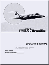 Embraer 170 airplane operations manual