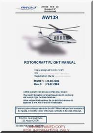 Agusta Westland AW-139  Flight  Manual  ( English Language  )