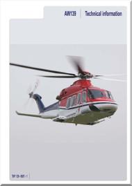 Agusta Westland AW-139  Technical Information  Manual  ( English Language  )