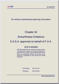 Agusta Westland AW-139  Airworthiness Limitation    Manual  ( English Language  )