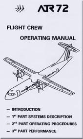 ATR 72 Aircraft  Flight Crew Operating  Manual Vol. 2 , ( English Language )