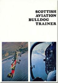 BAe / Beagle / Scottish Aviation Bulldog  Trainer  Aircraft Technical Brochure   Manual -