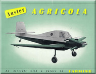 Auster Agricola   Aircraft Technical Brochure Manual