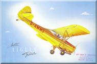 Auster Aiglet  Aircraft Technical Brochure  Manual
