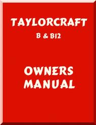 Taylorcraft   B B12  Aircraft Owners Manual