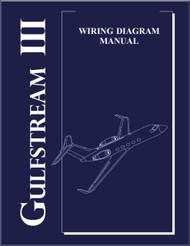 Gulfstream III  Aircraft  Wiring Diagram   Manual -